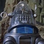 Robot op de Elf Fantasy Fair